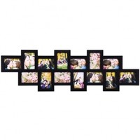 Adeco 14-Opening Collage Picture Frame