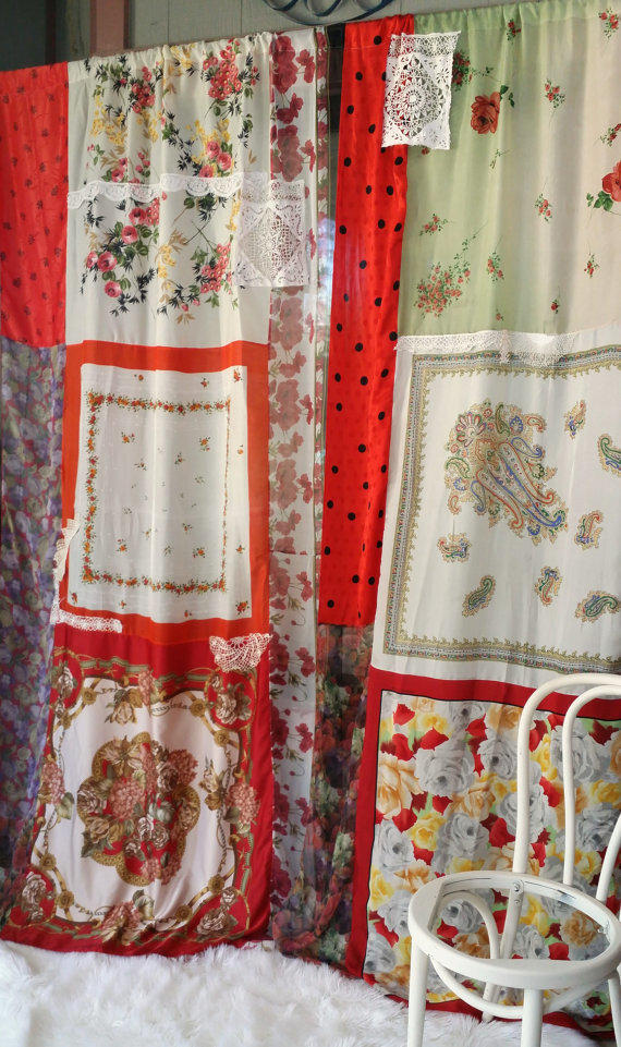 Boho Curtains Drapes Panels Hippie Hippy From Hippiewild On Etsy