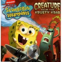 SpongeBob SquarePants: Creature from the Krusty Krab (Nintendo Wii, 2006)