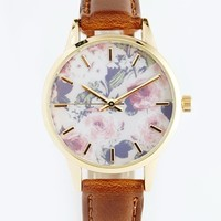 New Look Floral Vintage Watch