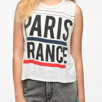 Urban Outfitters - Le Shirt Paris France Muscle Tee