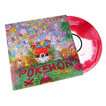 Junichi Masuda: Pokémon (Colored Vinyl) Vinyl LP