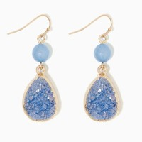 Druzy Drop Earrings | Fashion Jewelry - Favorites | charming charlie