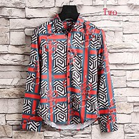 Gucci Men or Women Fashion Casual Shirt