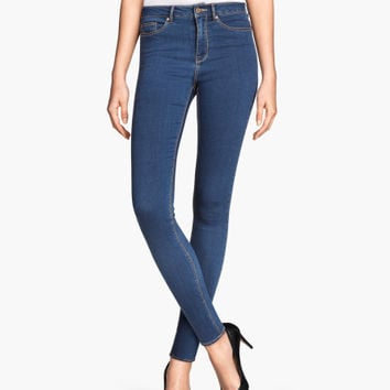 Skinny high Pants - from H&M