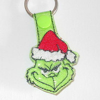The Grinch Who Stole Christmas Key Chain