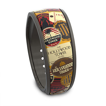 Hollywood Tower Hotel Disney Parks MagicBand | Disney Store