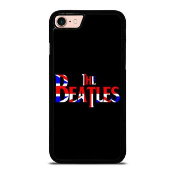 THE BEATLES NEW DESIGN BRITISH iPhone 8 Case