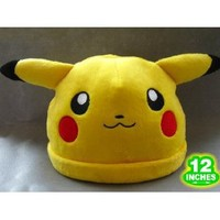 Pokemon: Pikachu Costume Hat