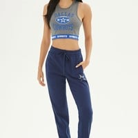 NFL Dallas Cowboys Crop Top