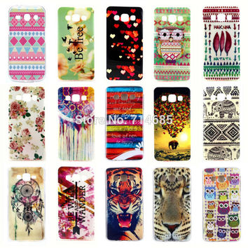 Art Pattern Design Protective Samsung Phone Case