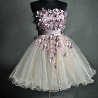2013 Cheap Strapless Mini Sweetheart Prom Dresses from 2013 New Dresses