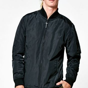 OBEY Underground Jacket - Mens Jacket - Black