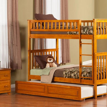 New Anderson Twin over Twin Bunk Bed