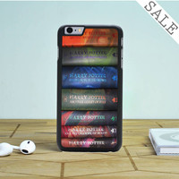 harry potter book collection iPhone 6 Plus iPhone 6 Case