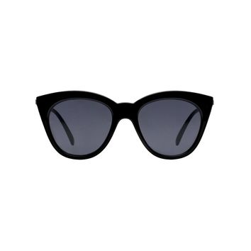 Le Specs Halfmoon Magic Sunglasses - Black Sunglasses