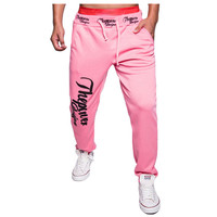 High Quality Mens Teather Joggers