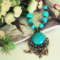 Nice Retro Handmade Necklace