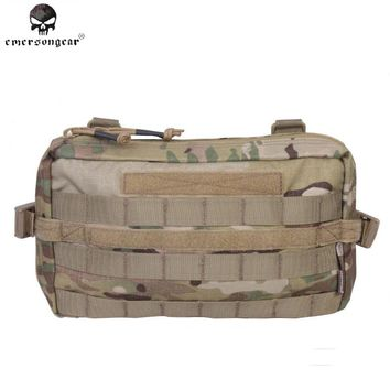 Emerson 1000D Tactical Molle Pouch EDC Bag Airsoft Paintball Utility Pouch Army Military Tactical Wallet for Tactical Blet Vest