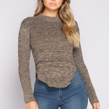 Hera Sweater - Oatmeal