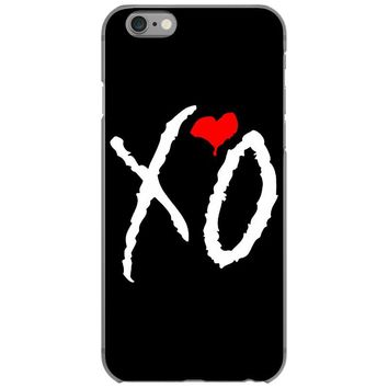 weeknd (3) iPhone 6/6s Case