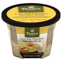 Panera Bread® at Home Chicken Noodle Soup 16 oz. Microwave Bowl - Walmart.com