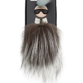 Fendi Karlito Fur iPhone 6 Case