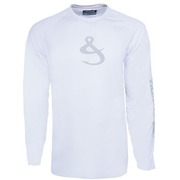 Men's Phenom L/S UV Fishing Shirt
