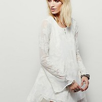 Free People Womens Desert Child Dress