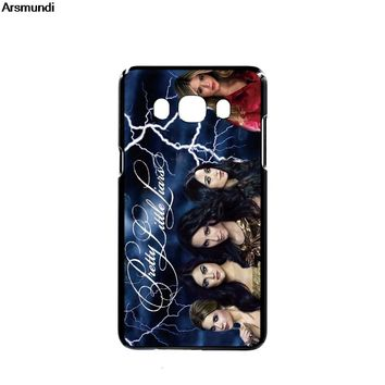 Arsmundi Pretty Little Liars Alison Phone Cases for iPhone 4S 5C 5S 6S 7 8 Plus  XR XS Max for X 6 Case Soft TPU Rubber Silicone