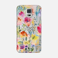 My Garden Galaxy S5 case by Pineapple Bay Studio | Casetify