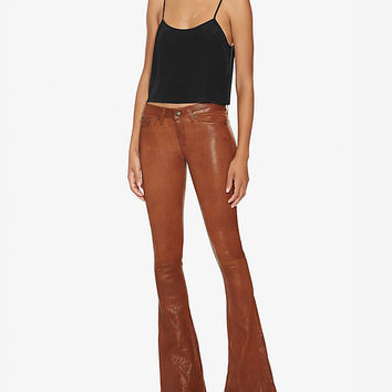 rag & bone/JEAN EXCLUSIVE Leather Bell: Cognac | Shop IntermixOnline.com