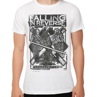 Falling In Reverse Fashionably Late Slim-Fit T-Shirt