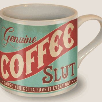 Coffee Slut Mug - The Afternoon