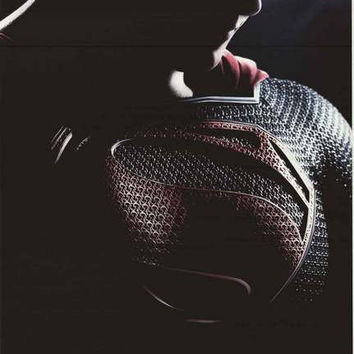 Superman Man of Steel DC Comcis Movie Poster 22x34