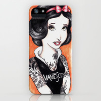 Snow White iPhone Case by Krista Rae | Society6