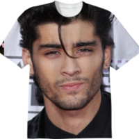 zayn tbh created by arielsidhe | Print All Over Me