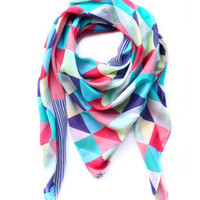 Scarf // Diamond
