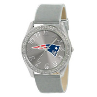 New England Patriots NFL Ladies Glitz Series Watch