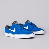 Nike SB Stefan Janoski Military Blue / White - Anthracite - Black