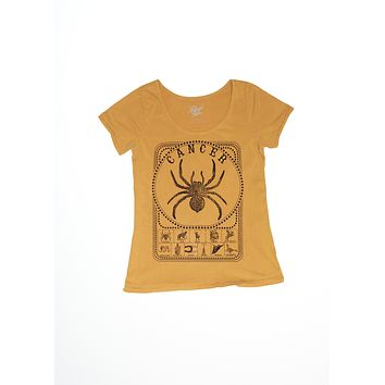 Cancer Zodiac Ballet Tee