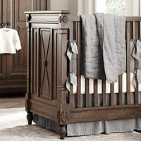 Jourdan Panel Crib Collection | Restoration Hardware Baby & Child
