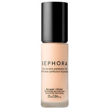 10 HR Wear Perfection Foundation - SEPHORA COLLECTION | Sephora