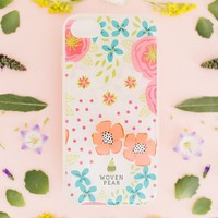 La Vie En Rose iPhone Case