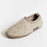 Haflinger Soft Sole Plain Slipper-