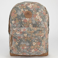 O'neill Payton Backpack Brown Combo One Size For Women 23825524901