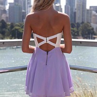 PRE ORDER - THE PERFECT FAMILY DRESS (Expected Delivery 8th November, 2013) , DRESSES, TOPS, BOTTOMS, JACKETS & JUMPERS, ACCESSORIES, SALE, PRE ORDER, NEW ARRIVALS, PLAYSUIT, COLOUR,,CUT OUT,BACKLESS,Purple,STRAPLESS Australia, Queensland, Brisbane