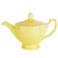 Yellow Four Cup Teapot | Earthenware from the Kitchen and Dining collection | Liberty.co.uk
