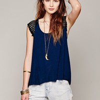 Free People Ruled By The Moon Tee