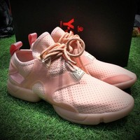 Best Online Sale Fashion Yohji Yamamoto Y-3 KOHNA SNEAKERS Pink Sport Shoes